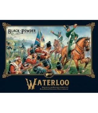 Black Powder Waterloo - Black Powder 2nd edition Starter Set