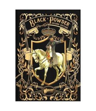 Black Powder Black Powder II rulebook (German version)