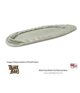 Black Seas British First rate sea base