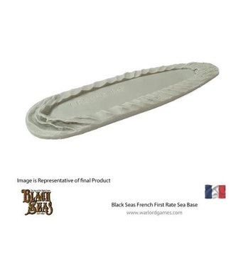 Black Seas French First rate sea base