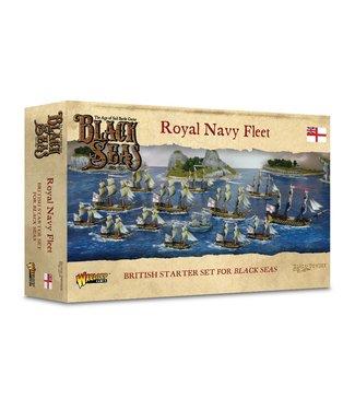 Black Seas Royal Navy Fleet