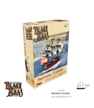 Black Seas Santisima Trinidad