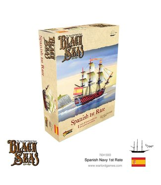 Black Seas Spanish Navy 1st Rate