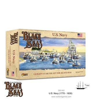 Black Seas U.S. Navy Fleet (1770 - 1830)
