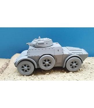 Blitzkrieg Miniatures Autobinda AB40 Armoured Car - 1/56