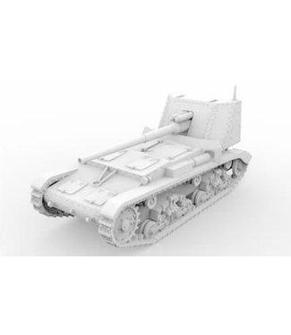 Blitzkrieg Miniatures Semovente 90/53 - 1/56 Scale