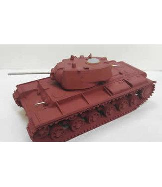 Blitzkrieg Miniatures KV-1 Cast Turret (1941/42) - 1/56 Scale