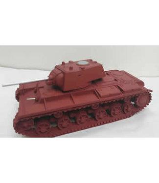 Blitzkrieg Miniatures KV-1 Welded Turret (1941/42) - 1/56 Scale