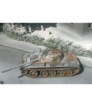 Blitzkrieg Miniatures T55 MBT - 1/56 Scale