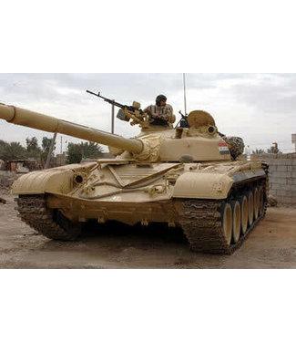 Blitzkrieg Miniatures T72 MBT - 1/56 Scale