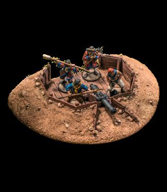 Blood & Plunder Gun Emplacement