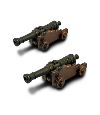 Blood & Plunder Heavy Cannons