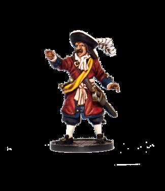 Blood & Plunder English Commander