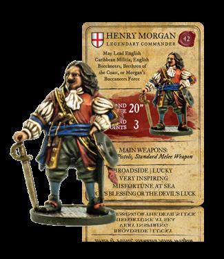 Blood & Plunder Henry Morgan