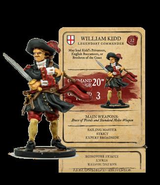 Blood & Plunder William Kidd