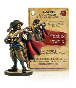 Blood & Plunder Francois l'Olonnais