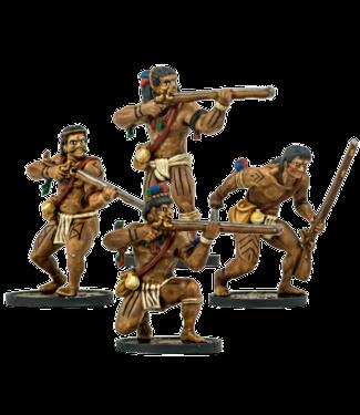 Blood & Plunder Warrior Musketeers