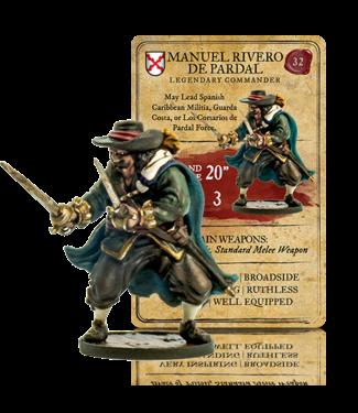 Blood & Plunder Manuel Rivero de Pardal