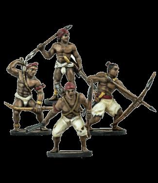 Blood & Plunder African Warriors Unit
