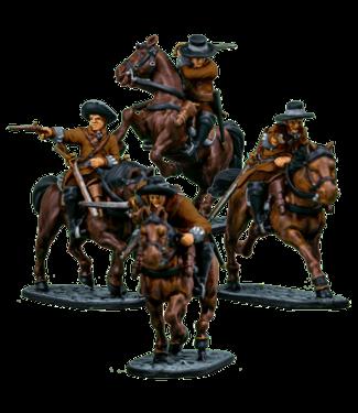 Blood & Plunder European Militia Cavalry