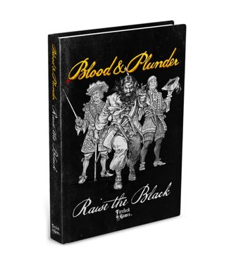 Blood & Plunder Pre-Order: Raise the Black Expansion Book