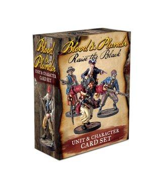 Blood & Plunder Pre-Order: Raise the Black Unit Card Deck