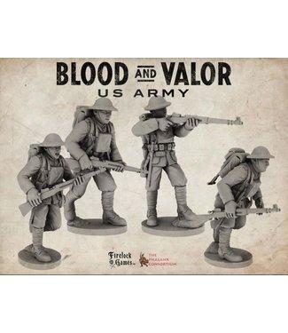 Blood & Valor WWI US Army 1917-'18 Starter Box
