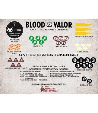Blood & Valor Blood and Valor U.S. Token Set