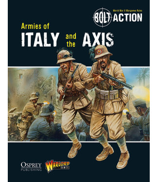 Bolt Action Armies of Italy and Axis