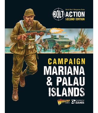 Bolt Action Campaign: Marianas & Palau Islands