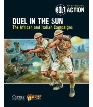 Bolt Action Duel in the Sun - Bolt Action Theatre Book