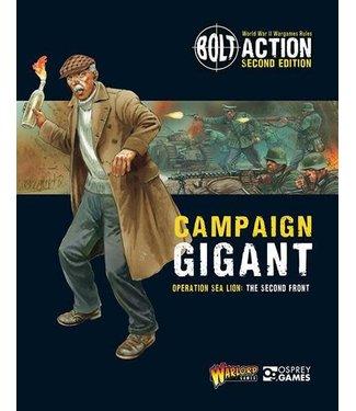 Bolt Action Campaign: Gigant - Sea Lion Part 2