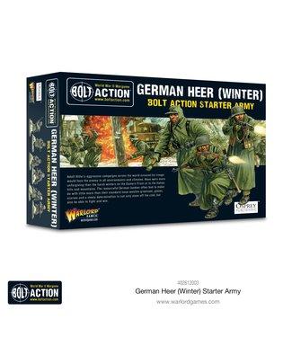 Bolt Action German Heer (Winter) starter army
