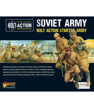 Bolt Action 1,000pt Soviet Army starter army