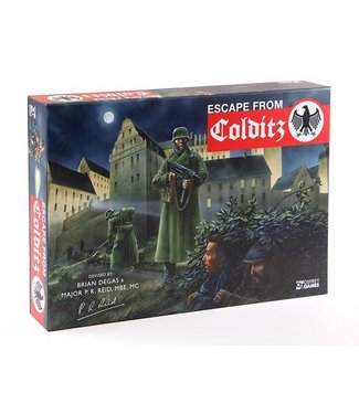 Osprey Escape from Colditz, 75th Anniversary Edition
