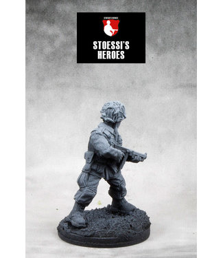 "Stoessi's Heroes US Airborne First Lieutenant – Lynn ""Buck"" Compton"