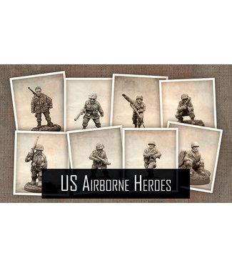 Stoessi's Heroes US Airborne Heroes Bundle