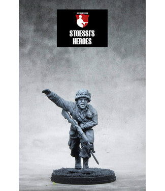 Stoessi's Heroes US Airborne Lieutenant Colonel – Robert George Cole