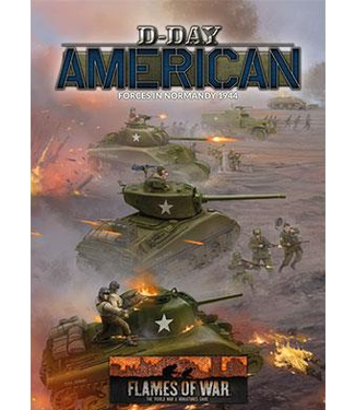 Flames of War D-Day: American