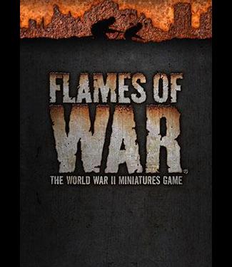 Flames of War Flames Of War Rulebook (nieuwe druk)