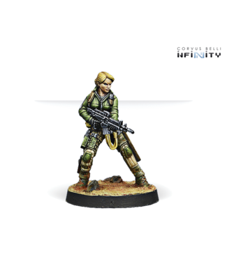 Infinity 6th Airborne Ranger Reg. (Molotok)