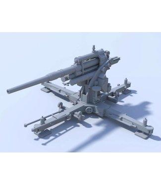 Blitzkrieg Miniatures 8.8cm Flak 36 - 1/56 Scale