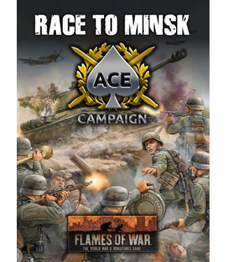 Flames of War Race for Minsk Ace Campaign Card Pack