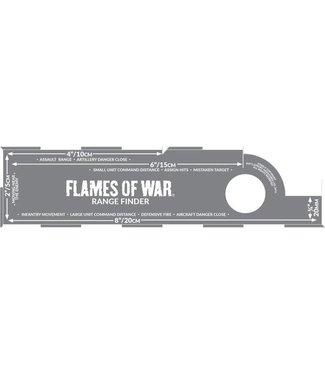 Flames of War Range Finder (4th Edition)