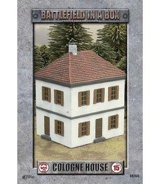 Flames of War European House - Cologne