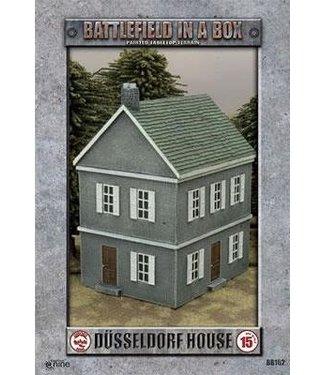 Flames of War European House - Düsseldorf