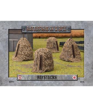 Flames of War Haystacks