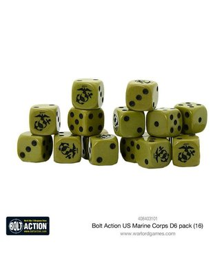 Bolt Action US Marine Corps D6 pack