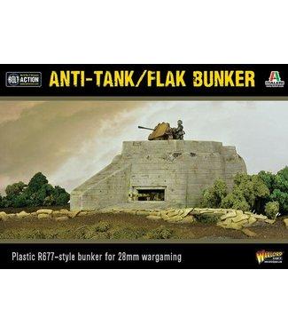 Bolt Action Flak Bunker