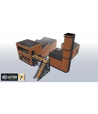 Sarrisa Industrial Factory Bundle